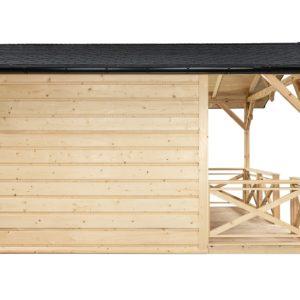 Sesja dla producenta domów drewnianych